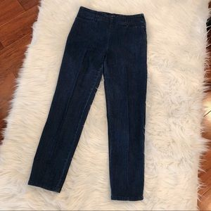 TALBOTS Jeggings with Side Zip